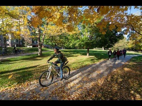 CU Boulder Campus Tour In 30 Seconds
