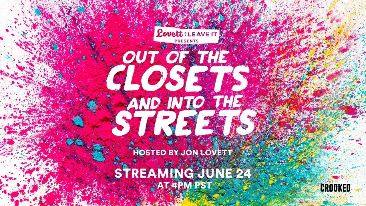 Download 2021 Pride Livestream Presented by Lovett or Leave It!