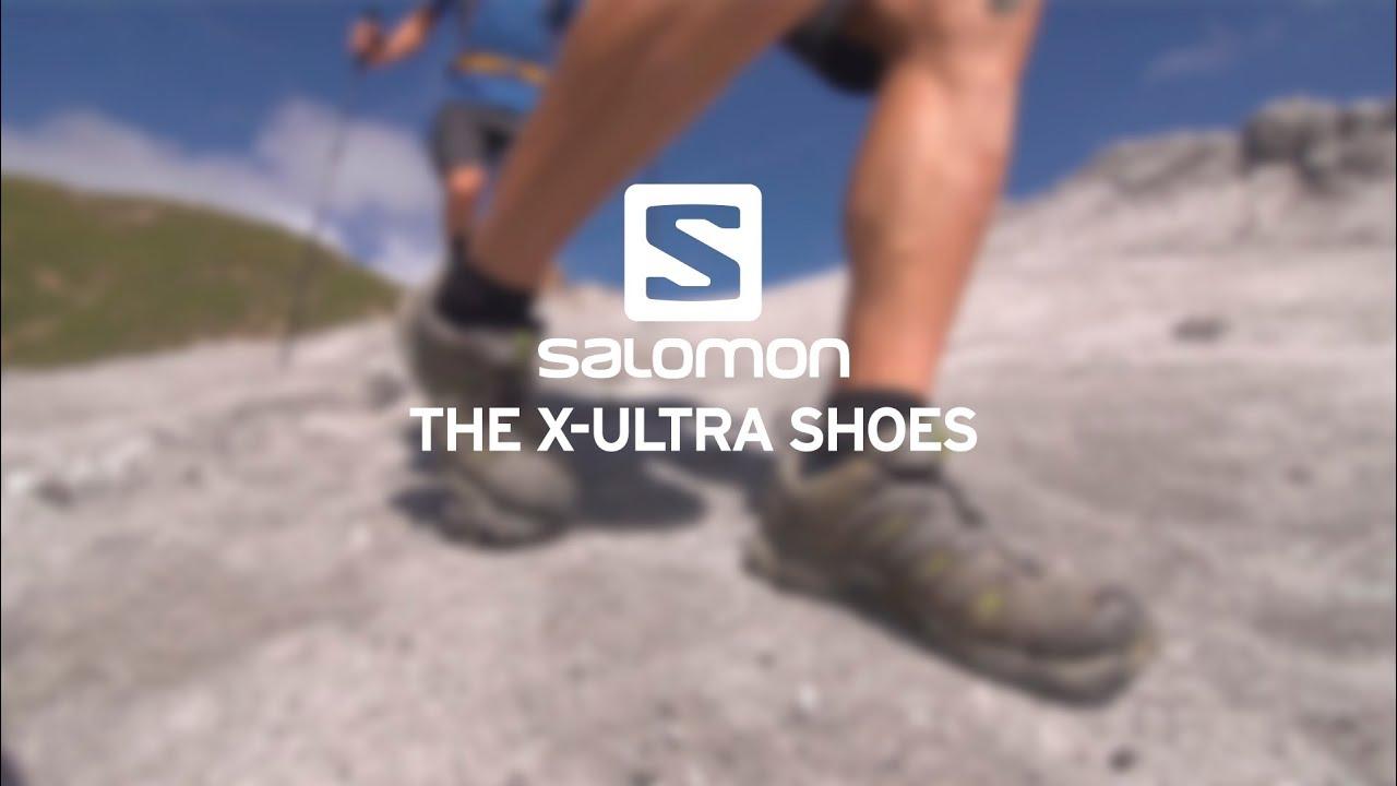 Salomon X Ultra 2 GTX Schuhe