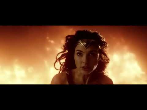 DC's WONDER WOMAN - ARES GOD OF WAR FINAL BATTLE FULL ...