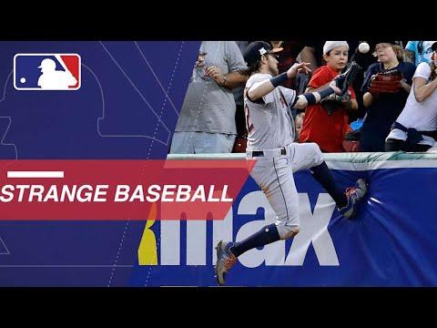 Strange Baseball: 2017 Postseason