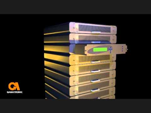 gamatronic power modular ups system youtube. Black Bedroom Furniture Sets. Home Design Ideas