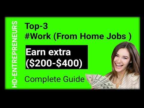 Top 3 Work From Home Online Jobs Without Investment For Moms And Women Completely From Home