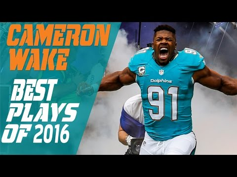 Cameron Wake's Best Plays from the 2016 Season | Top 100 Players of 2017 | NFL