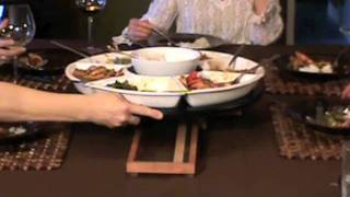 Gliding Susan™ Table Server 2