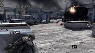Splinter Cell Conviction Playthrough Mission 4 Diwaniya, Iraq 1/2 HD