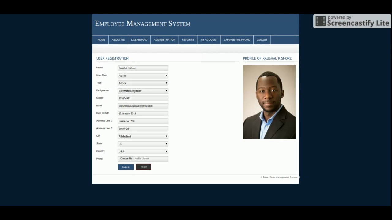 inventory management system php project download