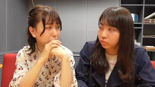 2018年4月26日(木)2じゃないよ!熊崎晴香vs日高優月