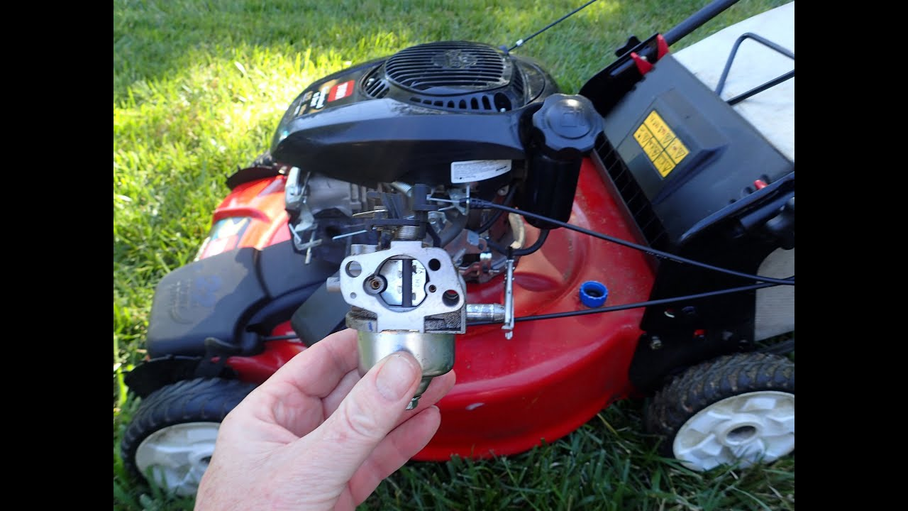 [DIAGRAM_3ER]  Toro Recycler Model 20370 Lawn Mower Kohler 6.75 Engine - Cleaning  Carburetor Part II - June 16,2016 - YouTube | Toro Engine Diagram |  | YouTube