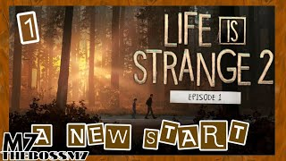 WELCOME TO LIFE IS STRANGE 2