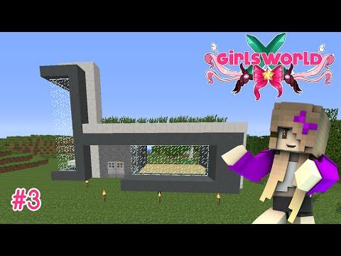 Empezamos a construir mi casita | GirlsWorld #3