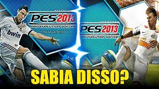 VOCÊ SABIA DISSO? - CURIOSIDADES SOBRE PES DE PS2 pt. 7