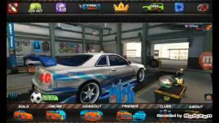 Omg😃 fast and the furious cars in Dubai drift 2