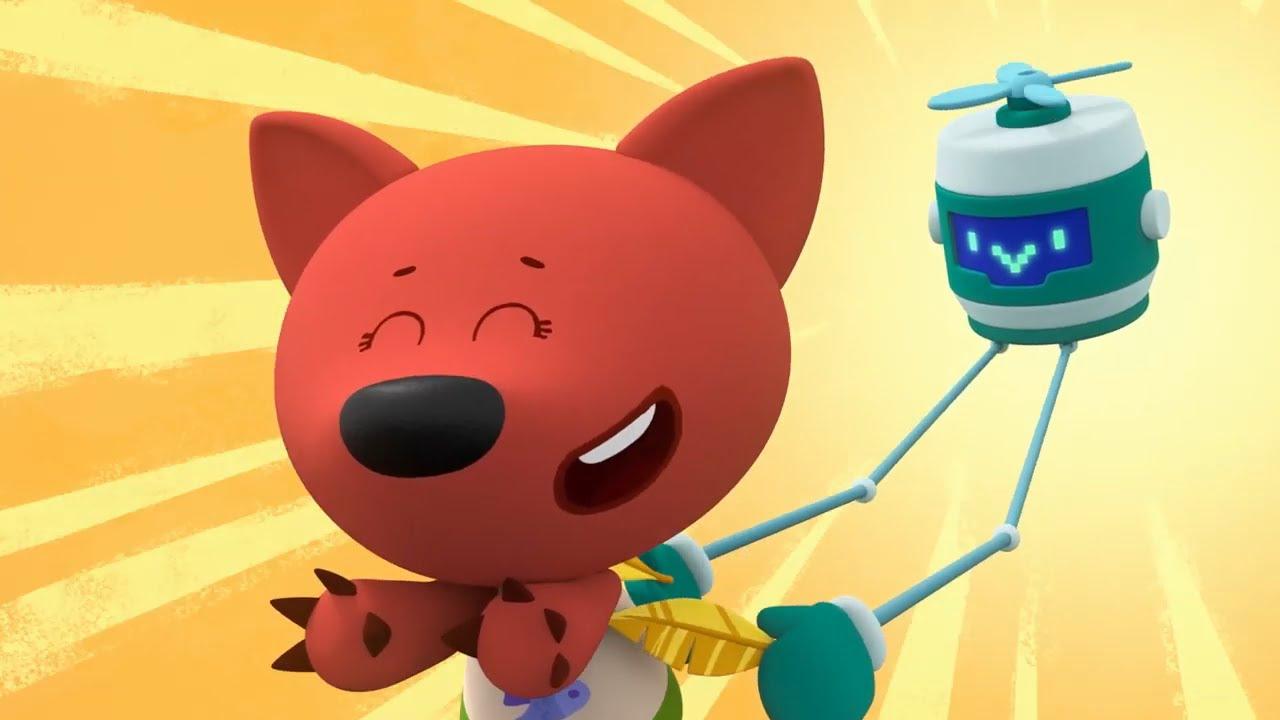 Ми-ми-мишки - Машина идей - Новые мультики 2020 для детей!