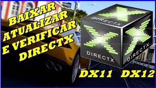Veja Como Baixar, Instalar e Verificar DirectX 11.0 e 12.0 no Windows 10