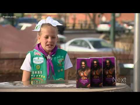Gone Viral - Girl Scout Are Selling 'Momoas' Featuring Shirtless Jason Momoa