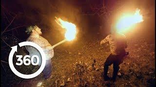 Hunting Bigfoot (360 video) thumbnail