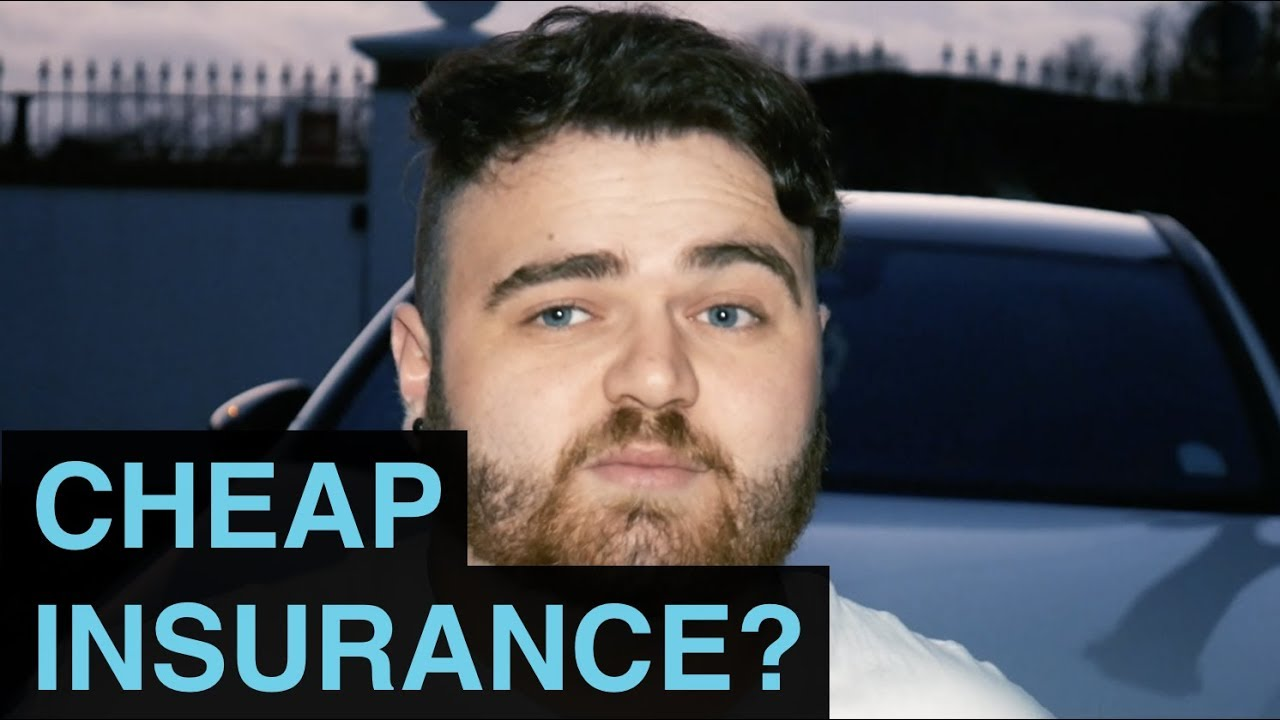 How To Get Cheap Car Insurance! - YouTube