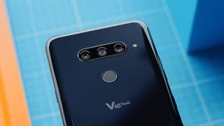 LG V40 Impressions: 5 Cameras on a Phone?!