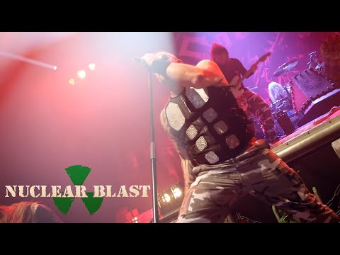 SABATON - The Art Of War (OFFICIAL LIVE CLIP)