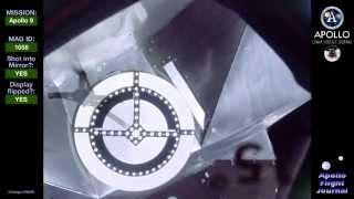 Apollo 9 - 16-mm magazine 1058