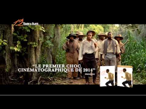 12 YEARS A SLAVE - Official  DVD Trailer (VF)