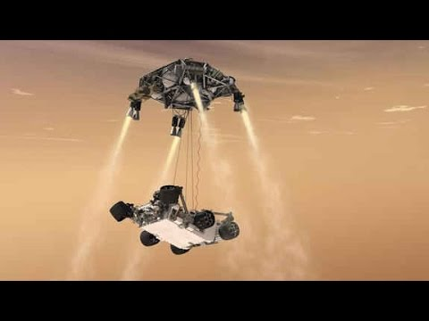 Where are the Mars Rovers?