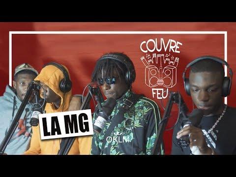 LA MG - Freestyle COUVRE FEU Sur OKLM Radio