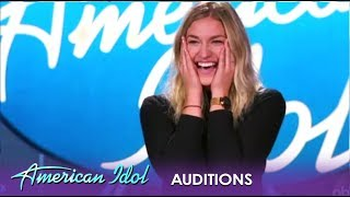 Ashley Hess: She's Not Sure Singing Is Her Thing But Then She Opens Her Mouth | American Idol 2019