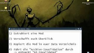 Fallout 3 - Wie installiert man Mods (GER)