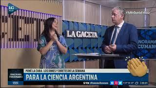 Ponele la cara  #PanoramaTucumano  (8/04/2020)