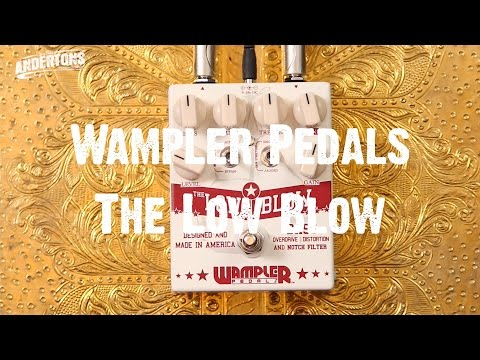 All About The Bass - Wampler The Low Blow