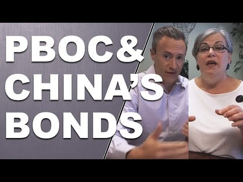 PBOC and China's Bonds - Example of Owning Gold In An Economic Crisis - Banking Crisis Derivatives
