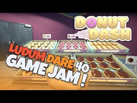 Donut Dash! - My Ludum Dare 40 Game