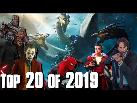 Top 20 Films Of 2019