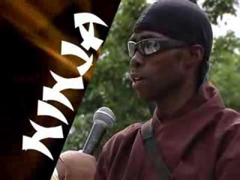 JNN SPECIAL FEATURE: JAMAICAN NINJA!