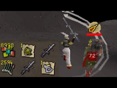 The Most Insane Pk Trip I've had in Runescape