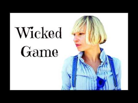 Peter Jöback feat. Sia - Wicked Game (lyrics)