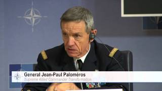 Joint Press Conference - Questions and Answers - NATO Chiefs of Defence Meeting - 22 JAN 2015