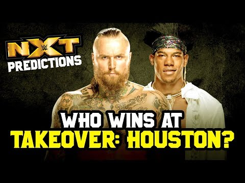 WHO WINS AT NXT TAKEOVER HOUSTON? WWE NXT & 205 Live Review Going in Raw Pro Wrestling Podcast 320