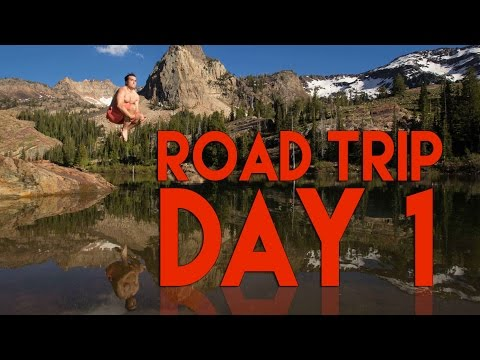 Road Trip Day 1: Salt Lake City