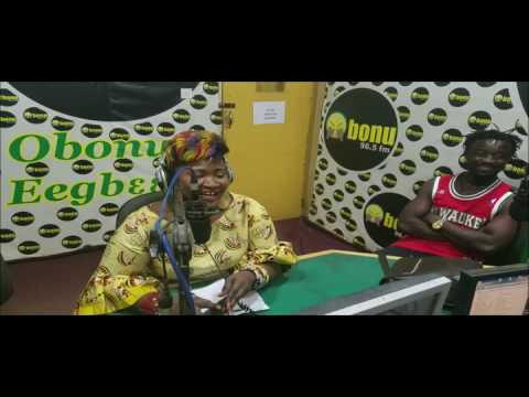 LILY M OBONU FM RADIO INTERVIEW