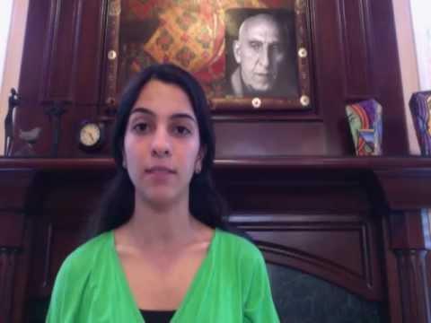پیام دختر ایرانی- آمریکایی به اوباما: سیاست تحریم اشتباه است