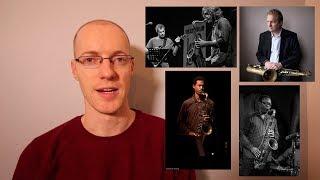 vlog92 modern tenor saxophone influences