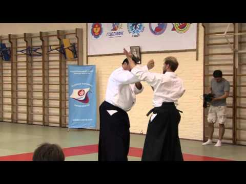 Sensei Steven Seagal full video seminar in Russia 22/10/2015