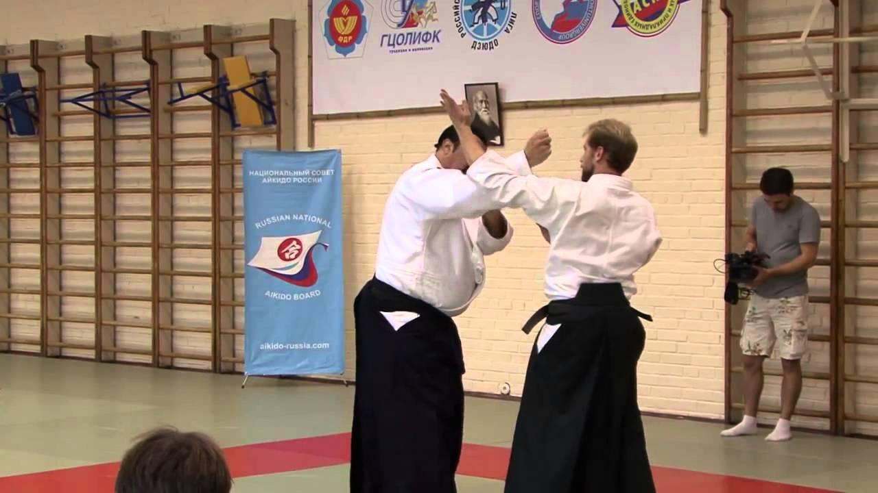 Ganz und zu Extrem Sensei Steven Seagal full video seminar in Russia 22/10/2015 - YouTube #LJ_54