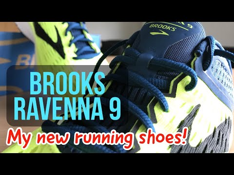 brooks-ravenna-9-review-|-brooks-running-shoes-2018-|-upgrading-my-brooks-ravenna-8!