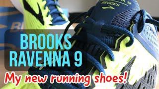Brooks Ravenna 9 Review   Brooks Running Shoes 2018   Upgrading my Brooks Ravenna 8!