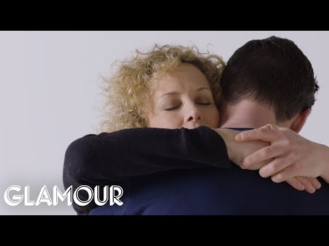 Cheating Couple Hugs For 4 Minutes Straight | Glamour