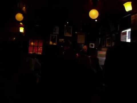 Esibizione al Temple Bar
